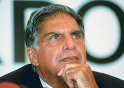 Ratan Tata, Chairman, Tata Group