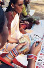 Cash crunch: Remains an issue
