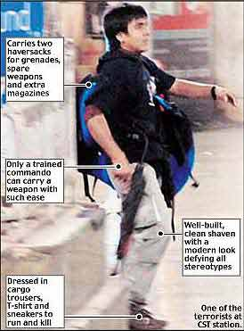 The Modern Terrorist in Mumbai (India Today)