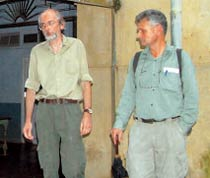 Czech entomologist Petr Svecha and insect trader Emil Kucera were convicted for stealing insects from the Singalila National Park