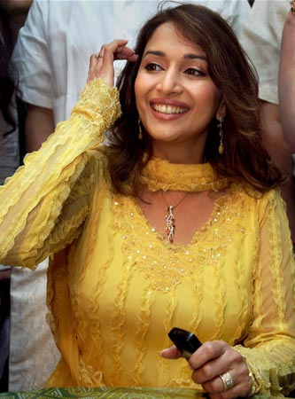 Madhuri atSixteen: Nine International Film Festival